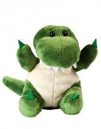 MiniFeet® Plüsch Krokodil Jonas